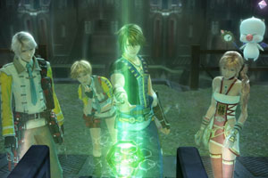 'Final Fantasy XIII-2 (Foto: Divulgação)