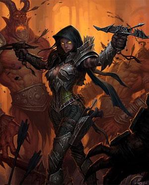 'Diablo III', ainda sem data de lançamento, é um dos games mais aguardados do ano (Foto: Divulgação)