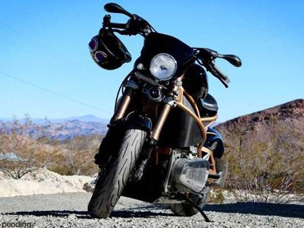 Brutus Motorcycle (Foto: Divulgação)