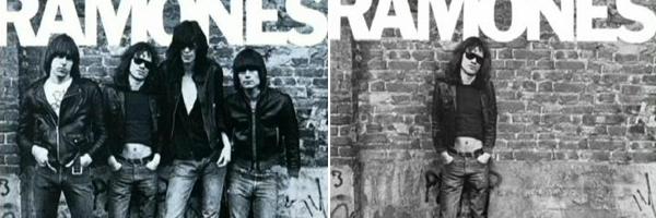 Ramones (Foto: Globo News)