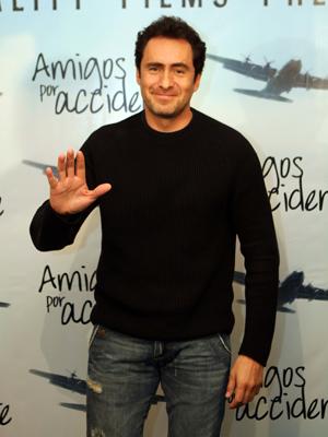 O ator mexicano Demián Bichir (Foto: Pablo Salazar/AFP)