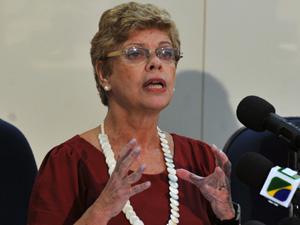 A ex-presidente do Inep Malvina Tuttman (Foto: Valter Campanato / Agência Brasil)