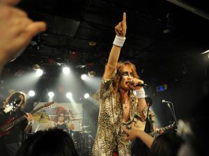 Sakamoto ficou famoso por cantar animesongs no estilo Heavy Metal (Foto: Site Oficial/Divulgação)