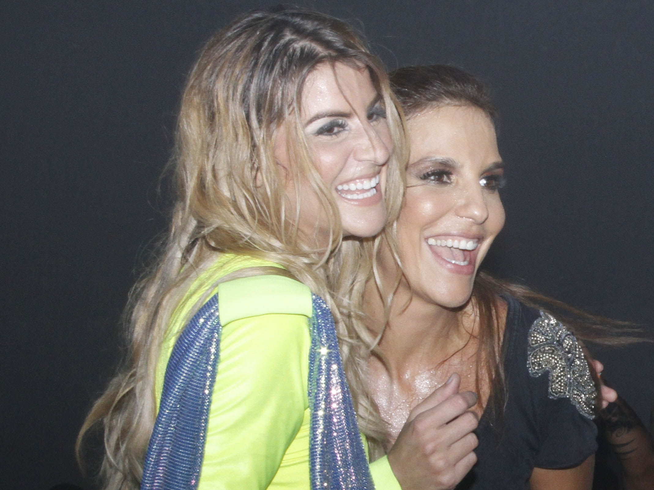 ivete e miss cady (Foto: Edgar de Souza/Divulgação)