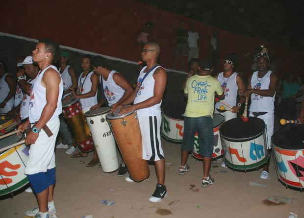 Arrastão do Psirico encerra Festival de Verão Salvador 2012 (Foto: Divulgação/Ag. Edgar de Souza/ Airton Ferreira)