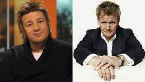 Restaurantes de Jamie Oliver e Gordon Ramsay são sucesso entre brasileiros (Foto: BBC')