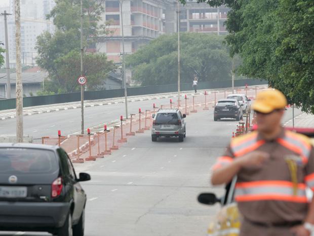 viaduto pompeia (Foto: Werther Santana/Agência Estado)