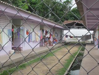 presas Pará (Foto: Tahiane Stochero/G1)