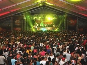 Pablo lotou o Casarão do Ritmo no Festival de Verão Salvador (Foto: Edgar de Souza/Divulgação)