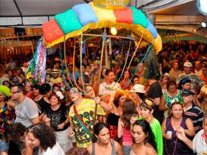Prévia acontece na sede do Madeira do Rosarinho (Foto: Divulgação)