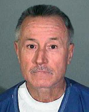 Mark Berndt, de 61 anos (Foto: AP/Polícia de Los Angeles)