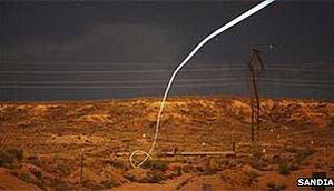 EUA desenvolvem bala que 'persegue' alvo (Foto: BBC)