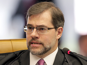 Ministro Dias Toffoli STF (Foto: Carlos Humberto/SCO/STF)