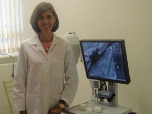 Patrícia Maia Campos, pesquisadora da USP de Ribeirão Preto (Foto: Diculgação)