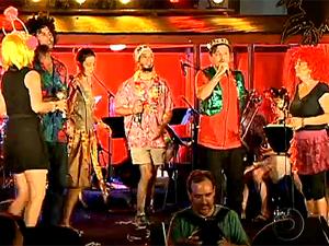 vento terá apresentações de bandas e homenagem ao ator Mário Lago (Foto: Reprodução / TV Globo)