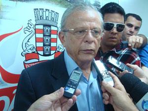 Prefeito de João Pessoa  (Foto: Jhonathan Oliveira/G1)