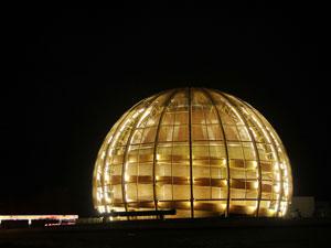 Sede do Cern (Centro Europeu de Pesquisas Nucleares), em Genebra, na Suíça  (Foto: AP Photo / Anja Niedringhaus / Arquivo)