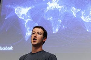 Zuckerberg foca expansão do Facebook e inlcui Brasil como um dos principais países a receber investimentos (Foto: Reuters)