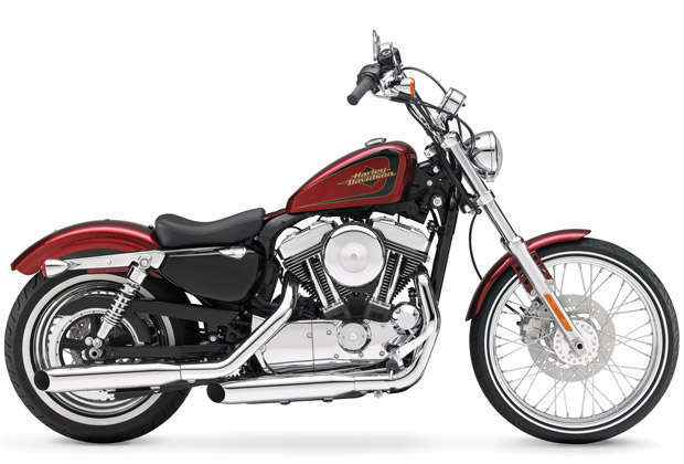 Harley Davidson Seventy Two (Foto: Divulgação)