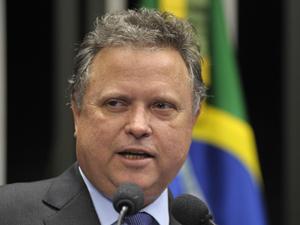 Senador Blairo Maggi (MT), líder do PR no Senado (Foto: Pedro França/Ag. Senado)