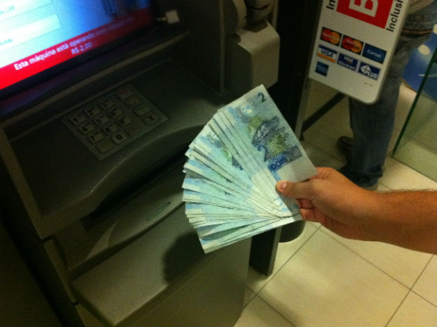 Dinheiro (Foto: Sérgio Tavares/G1)