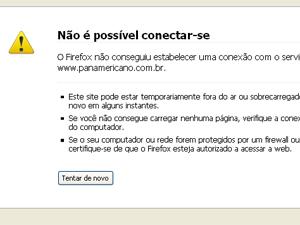 página Panamericano (Foto: Reprodução)