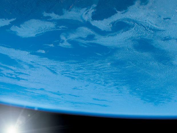 Turistas espaciais verão a Terra desta altitude (Foto: Divulgação)