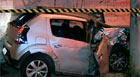 Perseguição policial tem suspeito morto (Reprodução/TV Globo)