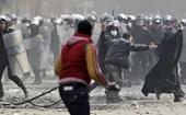 Cairo tem confrontos em meio a protestos (Cairo tem confrontos em meio a protestos (AP))