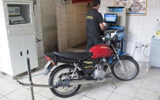Moto usada (Foto: Fernando Garcia)