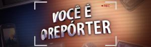 Participe com fotos, vídeos, relatos! (Reprodução/TV Anhanguera)