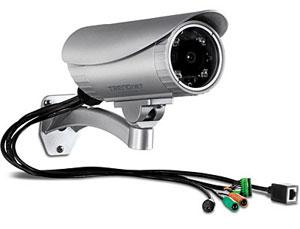 TV- IP322P, uma das câmeras da Trendnet vulneráveis ao acesso remoto (Foto: Divulgação)