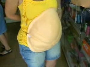 Fantasia de falsa grávida é a mais vendida para o carnaval