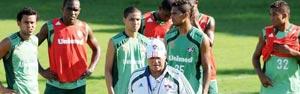 Fluminense estreia hoje na Libertadores (Dhavid Normando/Photocamera)