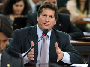 O novo líder do PT na Câmara, deputado Jilmar Tatto (Foto: Beto Oliveira / Agência Câmara)
