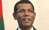 Presidente de Maldivas renuncia (AP)