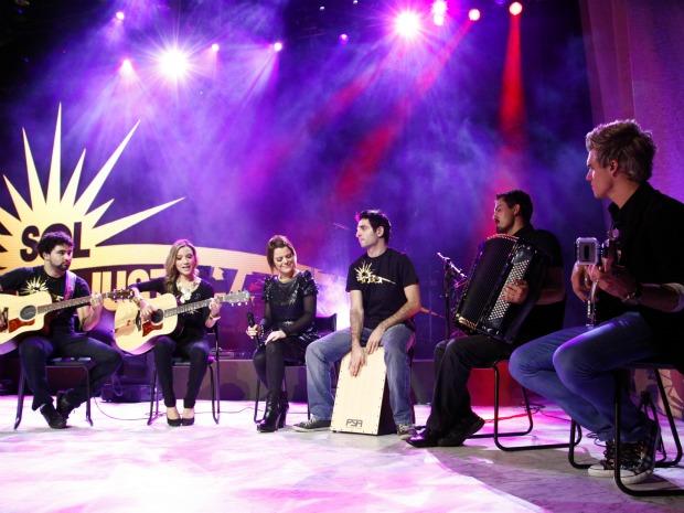 Diante do Trono comemora 15 anos de carreira com gravação de show em Manaus (Foto: Divulgação/Diante do Trono)