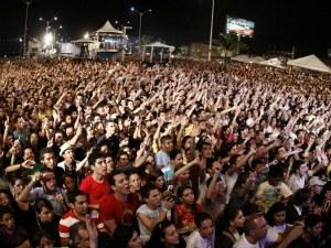 Público estimado para show de 15 anos de Diante do Trono em Manaus é de 600 mil pessoas (Foto: Divulgação/Diante do Trono)