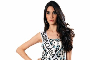 Milena Ferrer é eleita Miss Ceará 2012 (Foto: Miss Ceará/Divulgação)