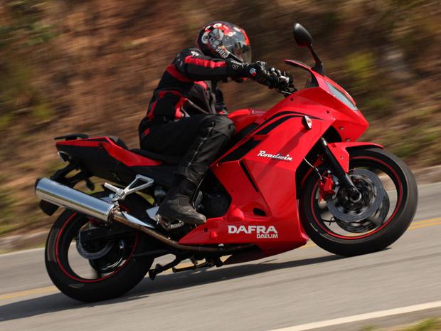 dafra roadwin 250 moto (Foto: Divulgação)