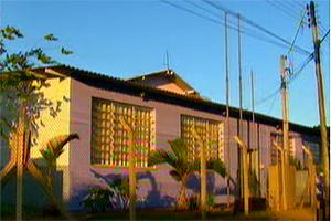 Escola Municipal Professora Helena Borsetti (Foto: Reprodução EPTV)