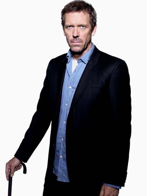 Hugh Laurie protagoniza 'House' (Foto: Divulgação)