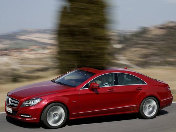 Mercedes Benz CLS 350 Chega Por R$ 320,5 Mil (Foto: