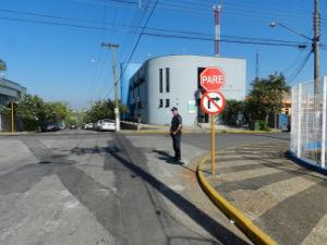 mudança no transito de cerquilho (Foto: Divulgação)