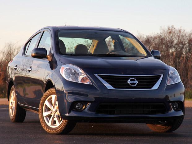 Nissan Versa Passa Por Recall Nos EUA (Foto: Divulgação)