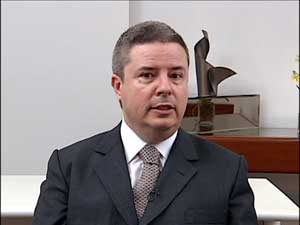 Governador falou sobre  (Foto: Reprodução/TV Integração)