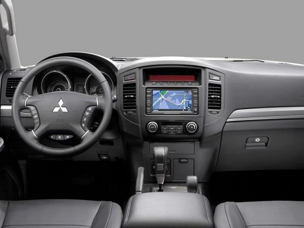 Mitsubishi Pajero Full 2012 (Foto: Divulgação)