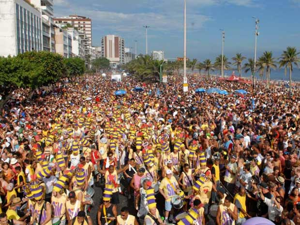 Veja fotos do desfile do Simpatia é Quase Amor neste sábado (Alexandre Durão/G1)
