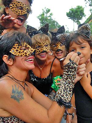 Veja fotos dos blocos de rua do Rio (Alexandre Durão/G1)