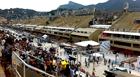 Sambódromo do Rio é reinaugurado (Diogo Bessa / G1)